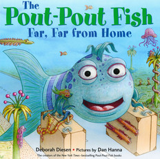 Pout-Pout Fish Far Far From Home (Hardcover)