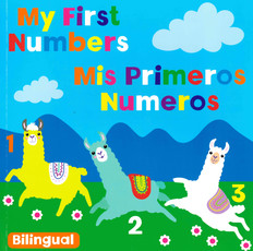My First Numbers (Spanish/English) (Paperback)
