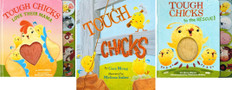 Tough Chicks Set of 3 (Board Book)