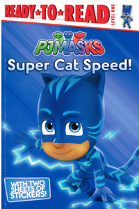 Super Cat Speed! Level One (Paperback)- Clearance Book/Non-Returnable