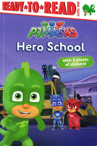 Hero School: PJ Masks Level 1 (Paperback)- Clearance Book/Non-Returnable