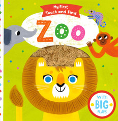My First Touch and Find Zoo (Board Book)