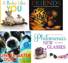 Endearing Animal Stories Set of 4