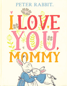 I Love You, Mommy (Hardcover)- Clearance Book/Non-Returnable