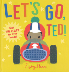 Let's Go, Ted! (Board Book)