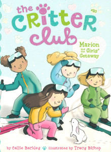 Marion and the Girls' Getaway: The Critter Club (Paperback)- Clearance Book/Non-Returnable