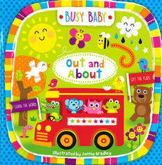 Out and About (Board Book)