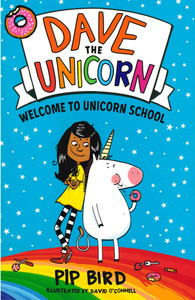 Dave the Unicorn Welcome to Unicorn School (Paperback)- Clearance Book/Non-Returnable