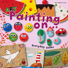 Art Painting on... Everyday Items (Paperback)