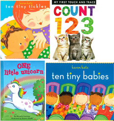 Baby Loves Numbers! (BSB)- 20 Books (Board Book)