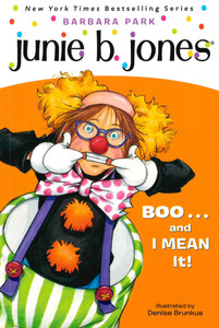 Boo... and I Mean It! (Paperback)