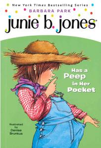 Junie B. Jones Peep In Her Pocket (Paperback)