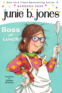 Junie B. Jones The Boss of Lunch (Paperback)