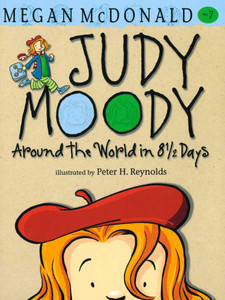 Judy Moody Around The World In 8½ Days (Paperback)