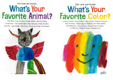 Eric Carle and Friends Set of 2 (Hardcover)