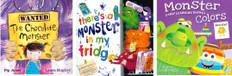 Monsters Make Reading Fun! (Paperback)