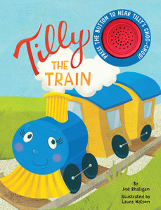 Tilly the Train (Board Book)