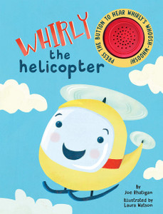 Whirly The Helicopter (Board Book)