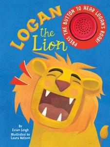 Logan the Lion (Board Book)
