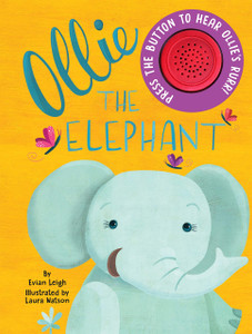 Ollie the Elephant (Board Book)- Clearance Book/Non-Returnable