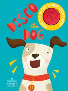 Disco the Dog (Board Book)- Clearance Book/Non-Returnable