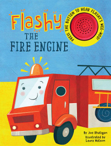 Flashy The Fire Engine (Sound Board Book)