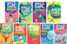 Roald Dahl Children's Novels!  Set of 9 (Paperback)