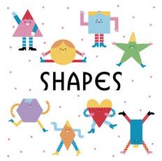 Shapes (Bath Book)