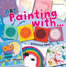 Art Painting with... Different Tools (Paperback)