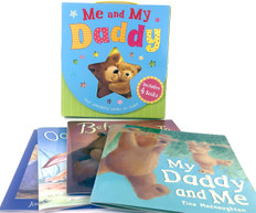 Me and My Dad Set of 4 (Paperback)