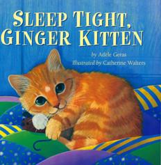 Sleep Tight, Ginger Kitten (Paperback)