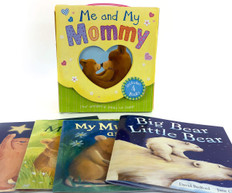 Me and My Mommy Set of 4 (Paperback)