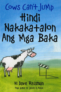 Cows Can't Jump (Tagalog/English) (Paperback)