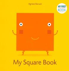 My Square Book (Board Book)