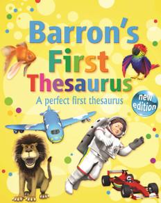 Barron's First Thesaurus (Paperback)