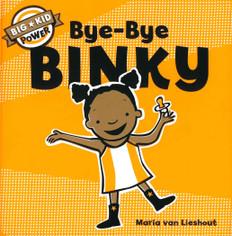 Bye-Bye Binky (Hardcover)