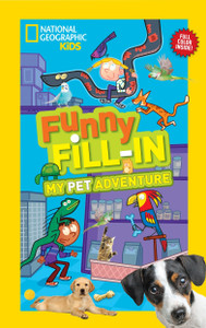 Funny Fill-In My Pet Adventure (Paperback)