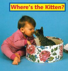 Where's the Kitten? (Board Book)