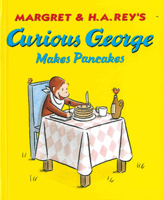 Curious George Makes Pancakes (Hardcover)