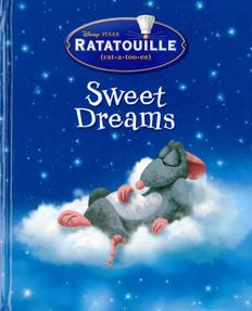 Ratatouille: Sweet Dreams (Hardcover)