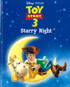 Toy Story 3: Starry Night (Hardcover)