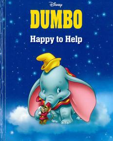 Dumbo: Happy To Help (Hardcover)