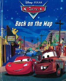 Cars: Back On the Map (Hardcover)
