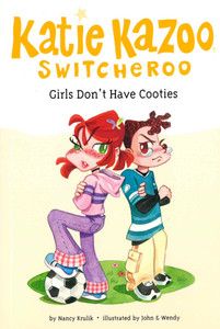 Girls Don't Have Cooties/Oh, Baby! (Paperback)
