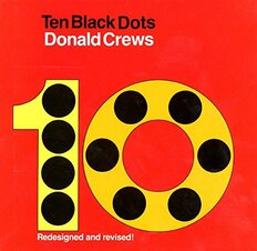 Ten Black Dots (Hardcover)-Clearance Book/Non-Returnable