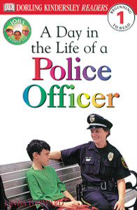 A Day in the Life of a Police Office: Level 1 (Paperback)