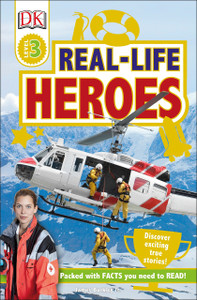 Real-Life Heroes Level 3 (Paperback)