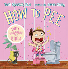 How to Pee: Potty Training for Girls (Hardcover)