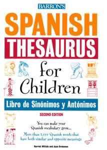 Spanish Thesaurus for Children (Spanish/English) (Paperback)