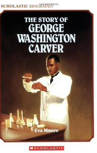 The Story of George Washington Carver  (Paperback)-Clearance Book/Non-Returnable